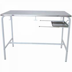 TABLE D'EXAMEN VETERINAIRE