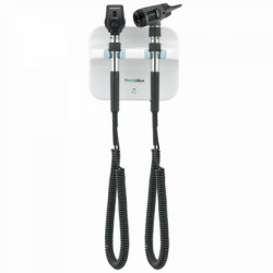 STATION MURALE DIAGNOSTIC 3.5 V MACROVIEW + OPHTALMOSCOPE
