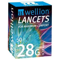 LANCETTES 28G - BOITE DE 50 PIECES