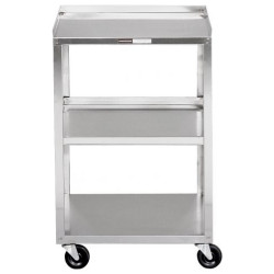 GUERIDON INOX MB-T 3 PLATEAUX CHATTANOOGA