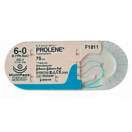FIL DE SUTURE PROLENE ETHICON