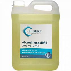 ALCOOL MODIFIÉ 70% GILBERT 5 LITRES