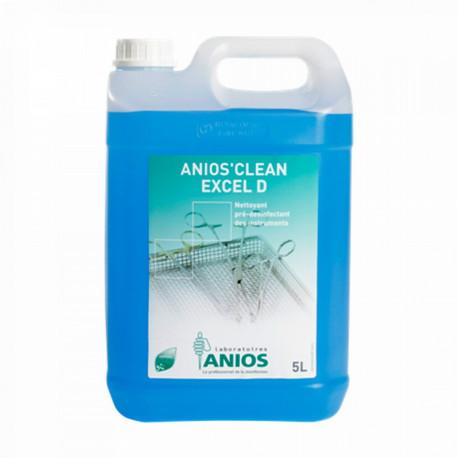 DÉTERGENT ANIOS CLEAN EXCEL D 5L