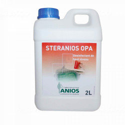 SOLUTION DÉSINFECTANTE STERANIOS OPA 5L