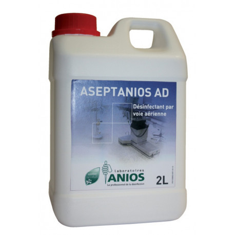 SOLUTION DÉSINFECTANTE ASEPTANIOS AD