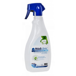 SPRAY DÉSINFECTANT DÉSODORISANT MEDI' CLEAN'AIR