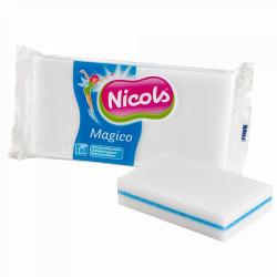"ÉPONGES GOMMANTES ""MAGICO"" NICOLS"