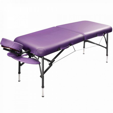 TABLE DE MASSAGE ALU RHEA 2
