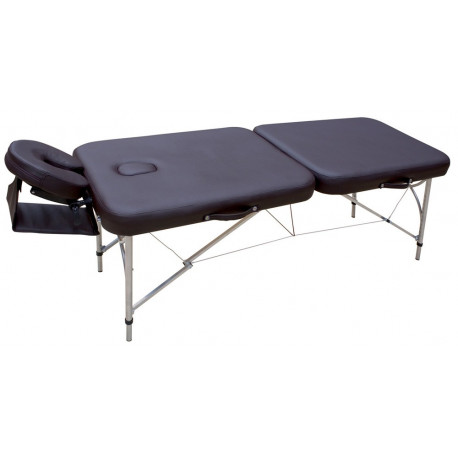 TABLE DE MASSAGE ALU PLIANTE