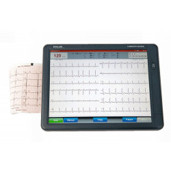 ELECTROCARDIOGRAMME CARDIOVIT MS2010 SHILLER