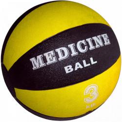 BALLE DE GYMNASTIQUE CORRECTIVE MEDECINE BALL