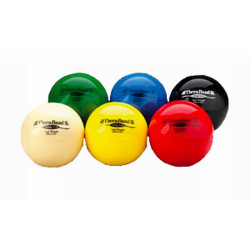 JEU DE 6 SOFT WEIGHT MEDECINE BALL THERABAND