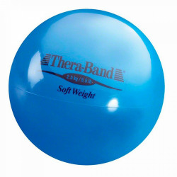 "SOFT WEIGHTS "" MEDECIN BALL "" THERABAND"