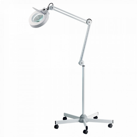 LAMPE LOUPE RONDE LED 18W