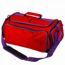 MALLETTE COLOR MEDICAL BAG ROUGE