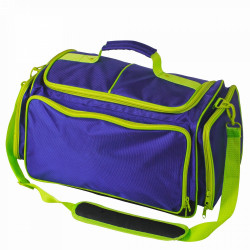 MALLETTE COLOR MEDICAL BAG BLEU