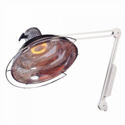 LAMPE INFRAROUGE MURALE IR400W VERRE ET QUARTZ
