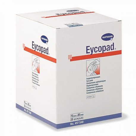 COMPRESSES OPHTALMIQUES EYCOPAD