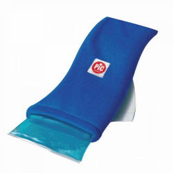 THERMOGEL EXTRA-CONFORT AVEC SANGLE 10 x 26CM PIC