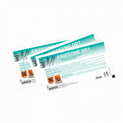 NETTOYANT ANIOSYME DD1 - DOSETTE DE 25 ML (200)