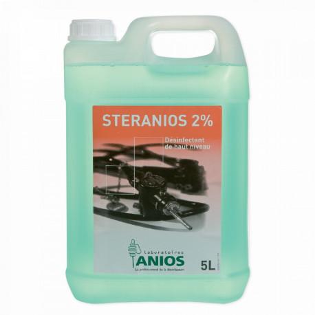 DÉSINFECTANT 5L STERANIOS 2 %