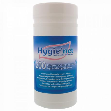 LINGETTES NETTOYANTES HYGIE'NET