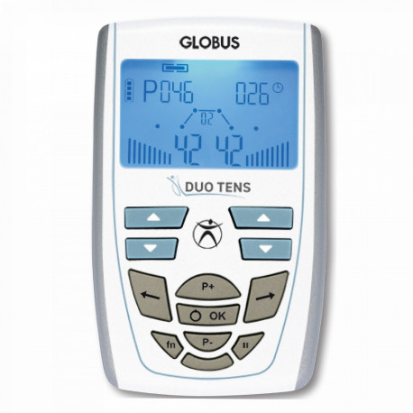 ELECTROSTIMULATEUR GLOBUS DUO TENS