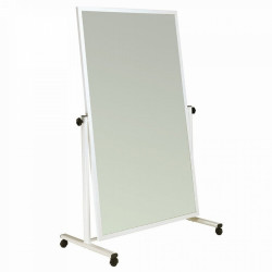 MIROIR TRANSPORTABLE ET BASCULANT SANS QUADRILLAGE