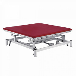 TABLE BOBATH PRO GRAND CONFORT (VÉRIN 8000N) - 200X200CM