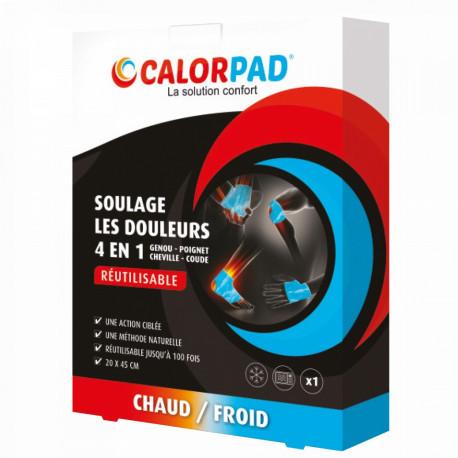 COUSSINS CHAUD & FROID - 4 EN 1