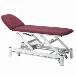 TABLE DE MASSAGE MONET 2 PLANS FERROX