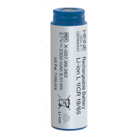 BATTERIE RECHARGEABLE LI ion BETA 4 HEINE