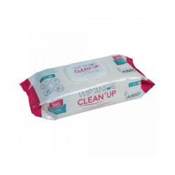 Lingettes Wip'Anios Clean'Up, sachet de 100