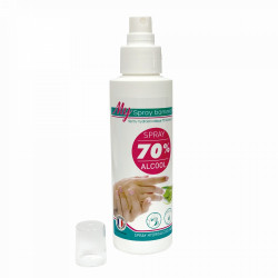 SPRAY HYDROALCOOLIQUE 70% ALCOOL « MY SPRAY BARRIÈRE » - 100 ML