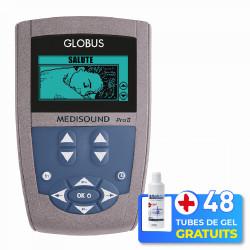 ULTRASON MEDISOUND PRO 2 ® + 48 TUBES DE GEL