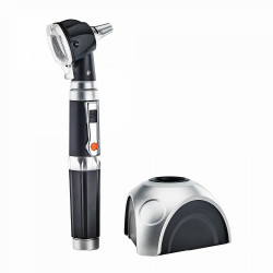 OTOSCOPE FIBRE OPTIQUE F/O LED - RECHARGEABLE