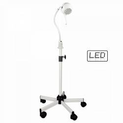 LAMPE LED BELLA HAUTE PUISSANCE 17 W + PIED ROULANT LID
