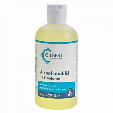 ALCOOL MODIFIÉ 70% GILBERT 250 ML