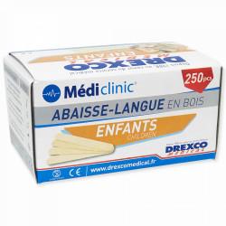 ABAISSE-LANGUE ENFANT MÉDI'CLINIC®