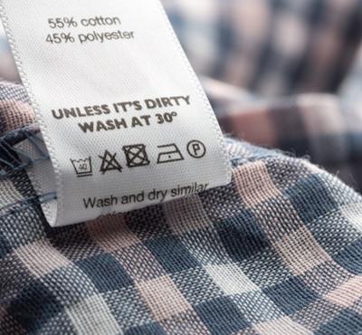 Lessives textiles