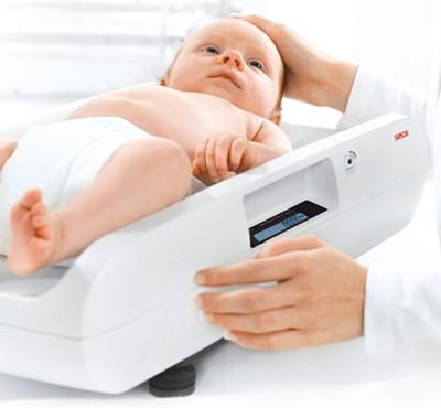 Pèses bébés