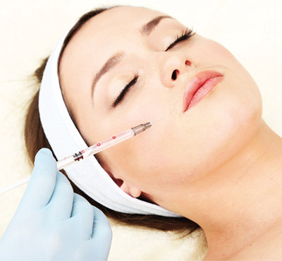 Seringues pour soins du visage