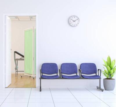 Mobilier salle d'attente