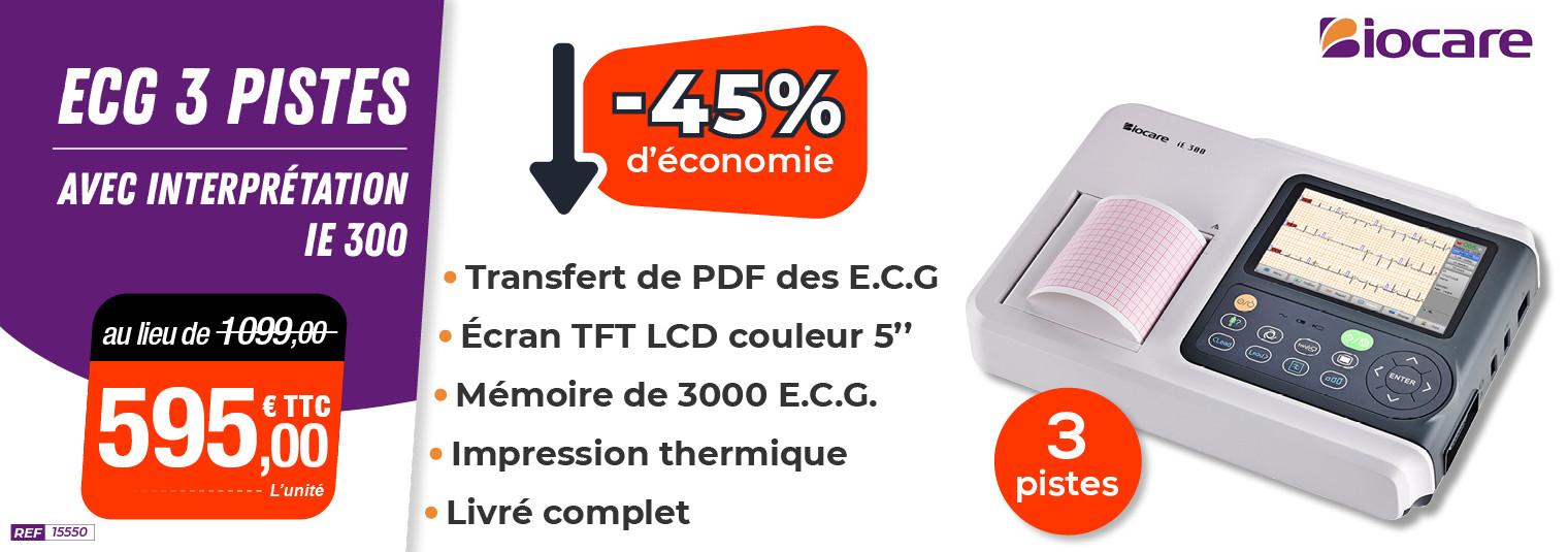 ECG Biocare IE300